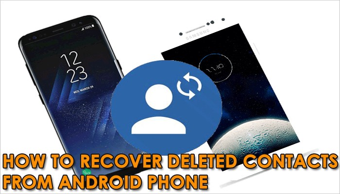 How To Retrieve Deleted Contacts From Phone Memory By Harry Johnson Medium