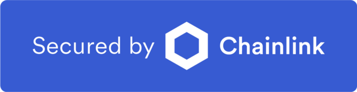Secured By Chainlink