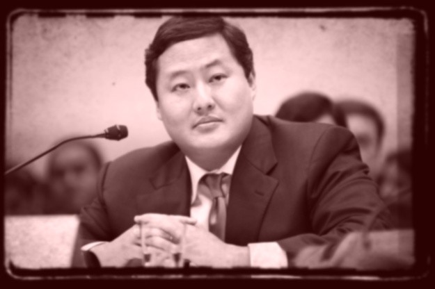 Former deputy assistant attorney general John Yoo