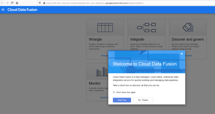 umair-akbar-0*MlpFoCoQTpQQijsY - End-to-end automated Analytics workload using Cloud Functions — Data Fusion — BigQuery and Data Studio