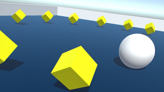 Unity Ball Tutorial: the best tool for the code-challenged