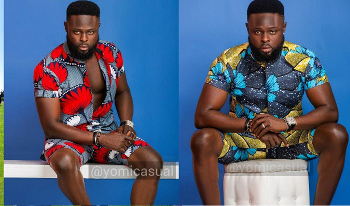 Yomi Casual Biography Of Nigerian Men Fashion Designer By Henry Obinna Medium