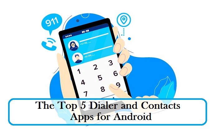 The Top 5 Dialer And Contacts Apps For Android By Bella Clarke Nov 2020 Medium