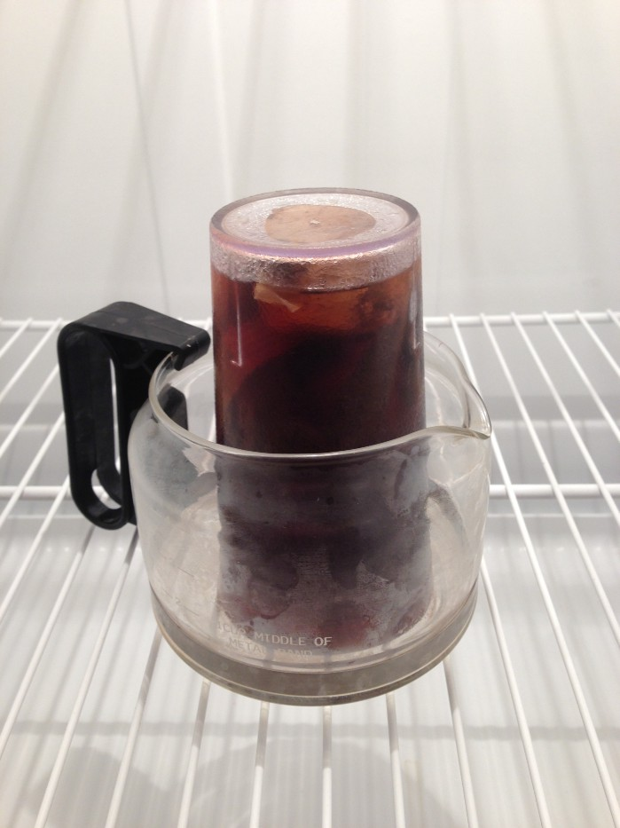 In-room cold-brew coffee / @kentbrew / flickr