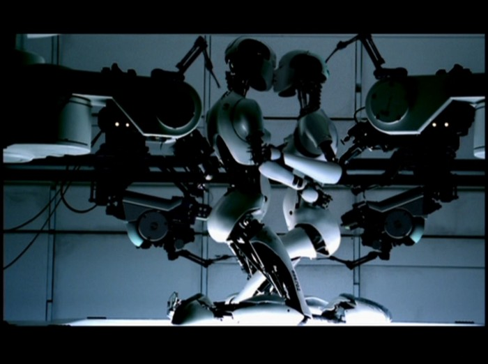All is full of love video/ Bjork and Chris cunningham