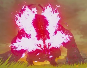 Breath of the Wild's Calamity Ganon disappointing villain in