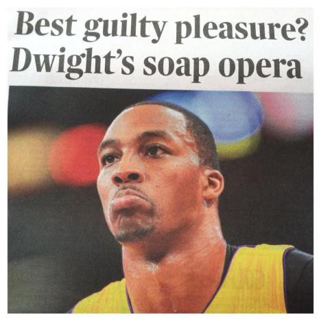 """Like a Bad Fungus Dwightmare is Back!"", The Orlando Sentinel Newspaper"