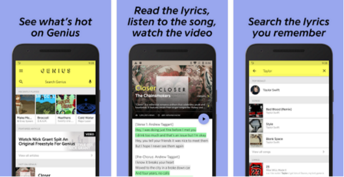 5 Best Lyrics App You Must Try For Your Music Love