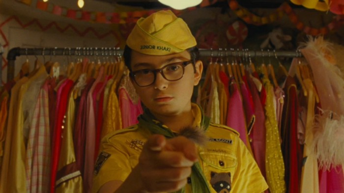 SCenE from 'MoonRISE KINGDOM' by WES Anderson