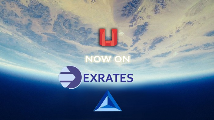 The Uquid Coin is now listed on Exrates