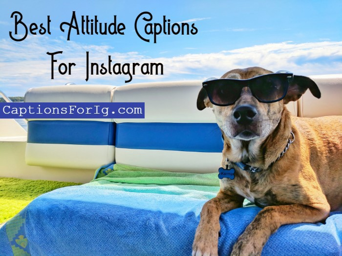 111 Killer Cool Attitude Captions For Instagram 2020 By Tushar Patil Medium
