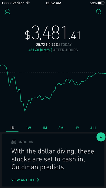 Is Robinhood The Best Way To Invest In Stocks By Mitch Fodstad Medium