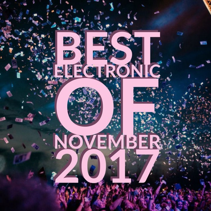 Stream November's Best Electronic Music on Audiomack