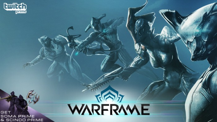 Twitch Prime members are getting even more Warframe loot!
