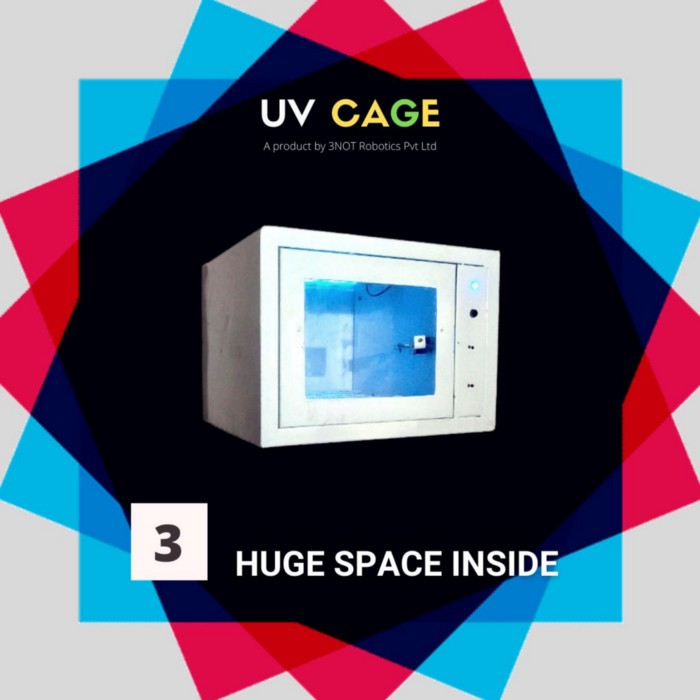 UV CAGE AT HOME