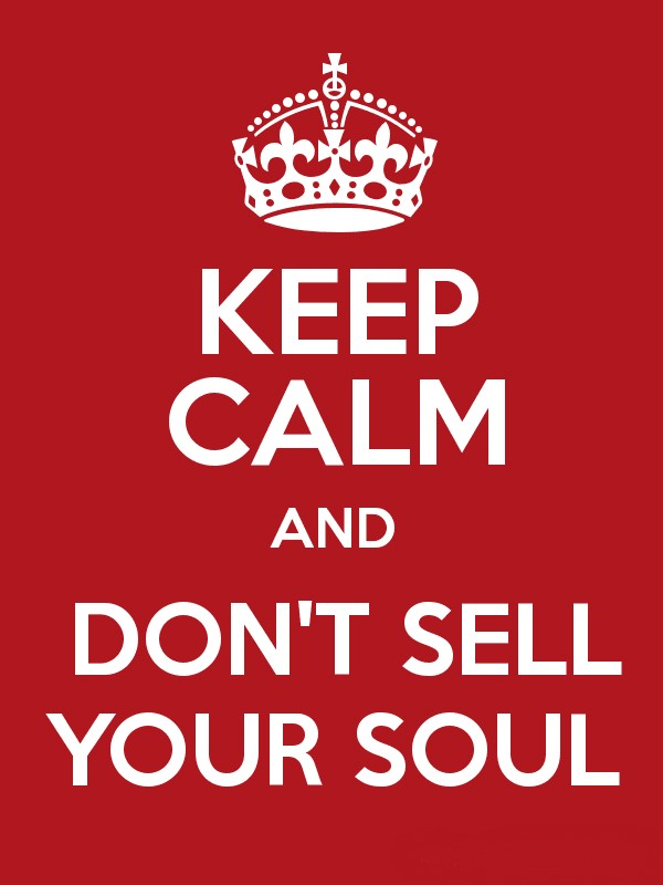 Is It Possible To Sell Your Soul? - Biblical Theology - Medium