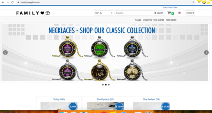 AutoStore will build your online eCommerce store