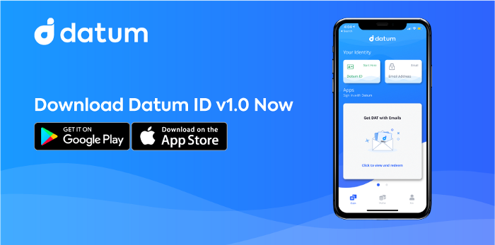 Datum ID v 1 0 is now available on Google Play and the App Store