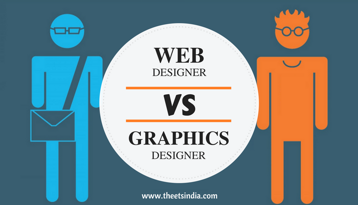 How A Web Designer And A Graphic Designer Job Is Different From Each Other By Eclipse Technoconsulting Global Pvt Ltd Ets Medium