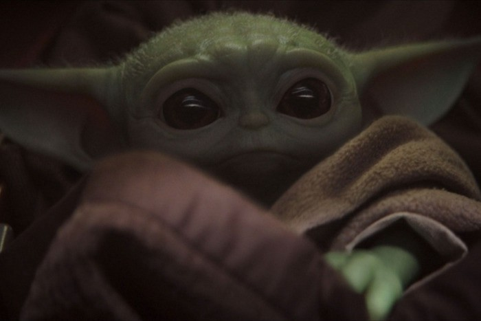 Even Disney's Lawyers Can't Stop an Army of Bootleg Baby Yodas