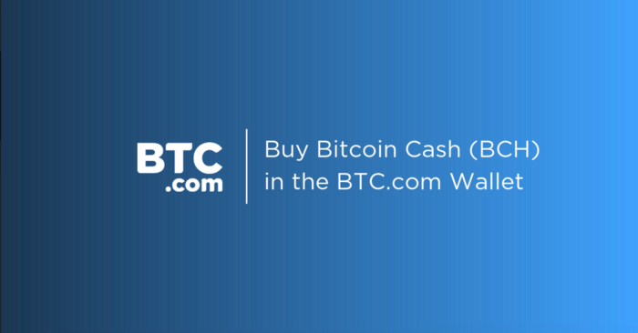 How To Buy Bitcoin Cash Bch In The Btc Co!   m Wallet -