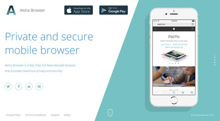 Private Secure Browser — Pixlcorps