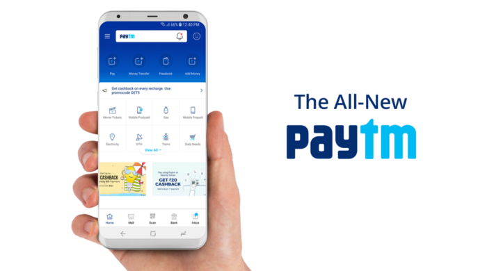 Experience the All-New Paytm App! - Paytm Blog