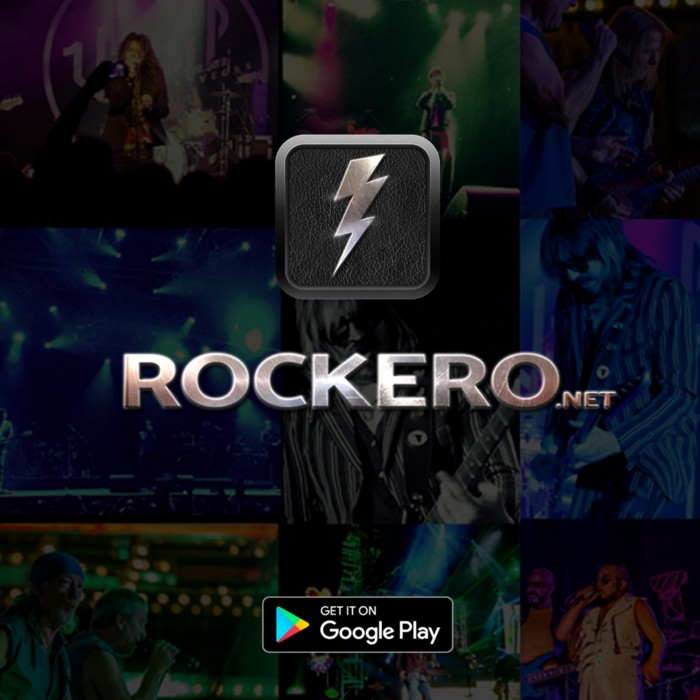 Rockero Radio App - Rockero - Medium