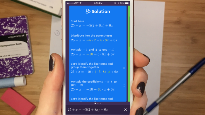 Socratic — now with Math! - Building Socratic