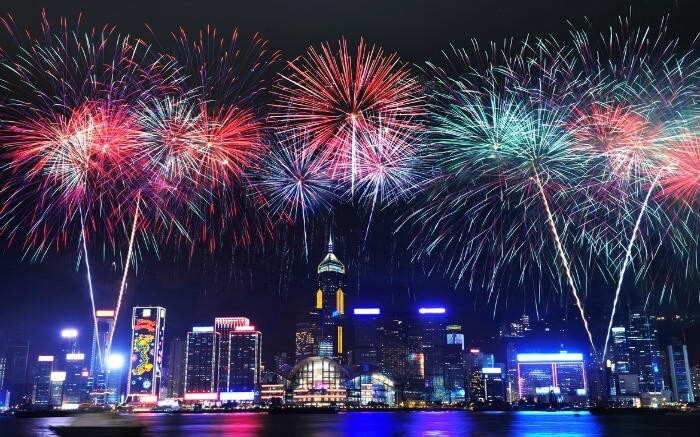 Stream 2020 Hong Kong New Year S Eve Countdown Fireworks Online Live Free By Saderach Medium