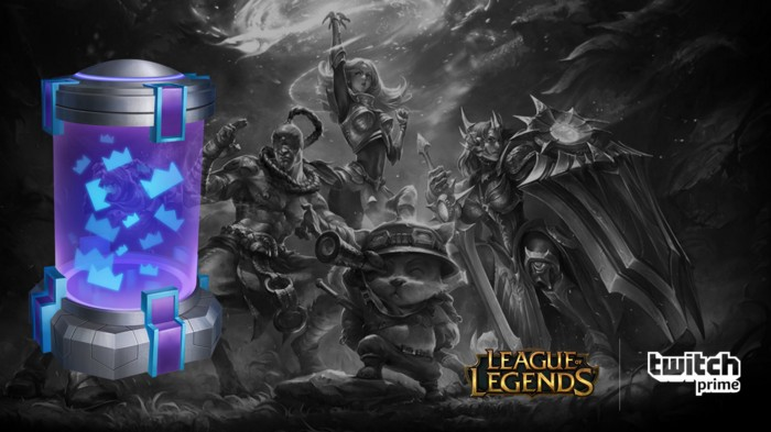 Twitch Prime members: Get a Summoner's Crown Capsule in League of