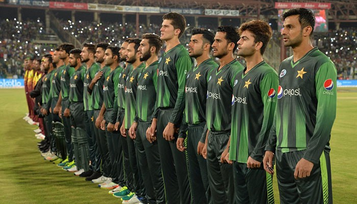 Pakistan National Cricket Team The Pakistan National Cricket Team By Sportz Prime Medium