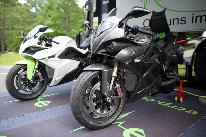 My Ride on Energica's $34,000 Electric Italian Superbike