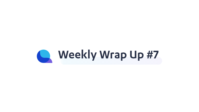 Liquity—Weekly Wrap Up #7