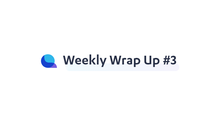 Liquity—Weekly Wrap Up #3