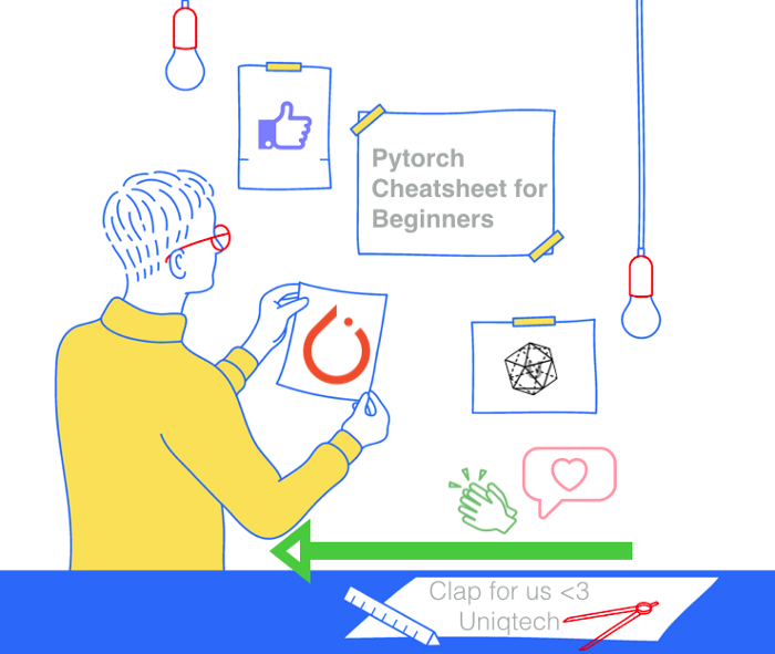 Pytorch Cheat Sheet for Beginners and Udacity Deep Learning