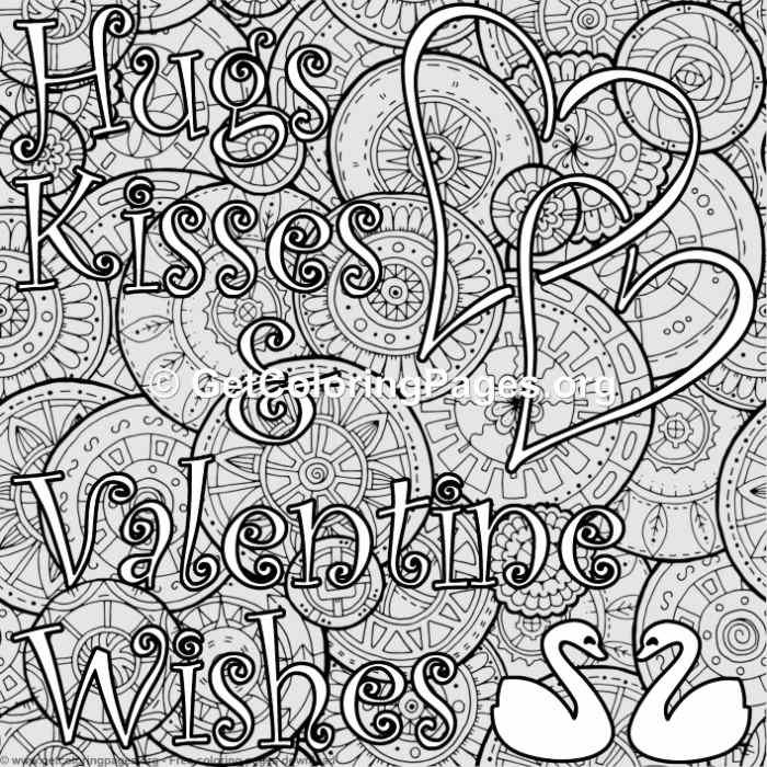 Angel and Devil Kissing coloring page | Free Printable Coloring Pages | 700x700