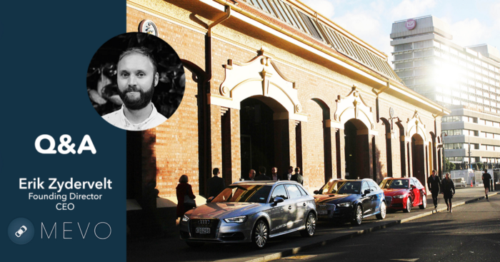Q&A with New Zealand's First Electric Carshare
