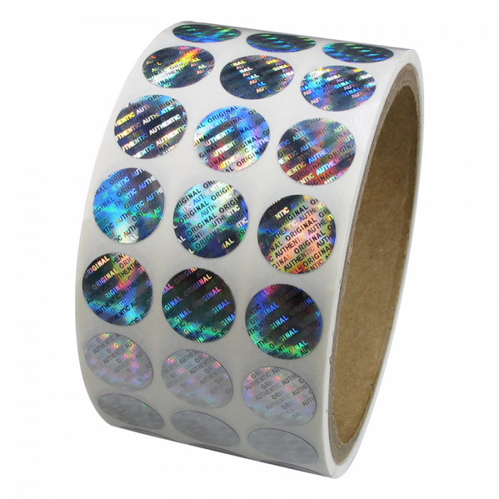 Hologram Stickers: First Learn and then Earn!