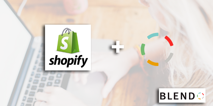 New Integration: Shopify — Import your e-commerce Data into your