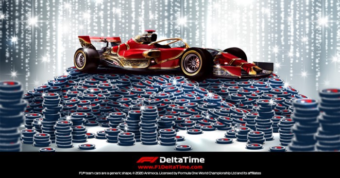 F1® Delta Time - All About Staking