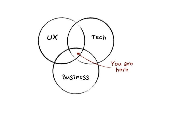 Product Management in 5 pictures
