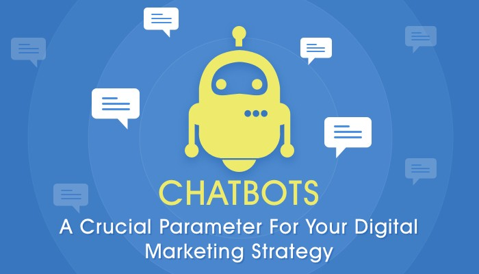 Chatbots — A Crucial Parameter For Your Digital Marketing Strategy | by  Rachael Ray | ART + marketing
