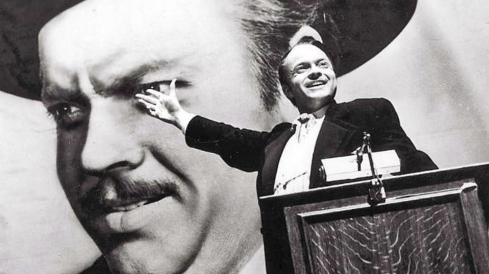 A still from the movie Citizen Kane
