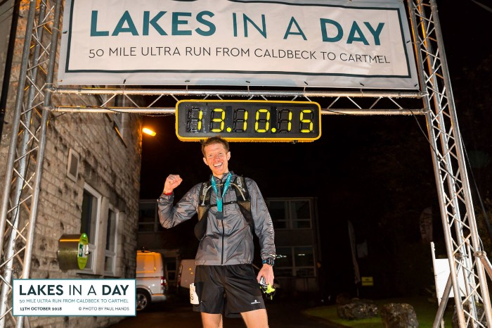 2018 Lakes in a Day — race report