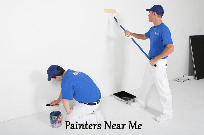 Get Expert Painting Solutions at Painters Near Me Helpline | by Amania  Hayes | Medium
