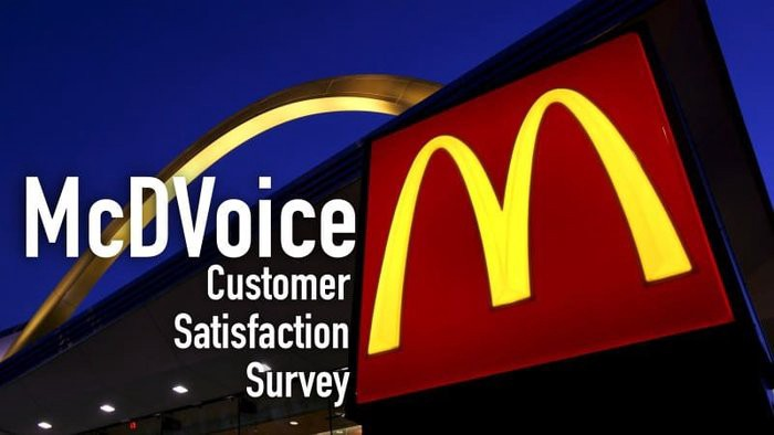 Image result for McDVoice Survey