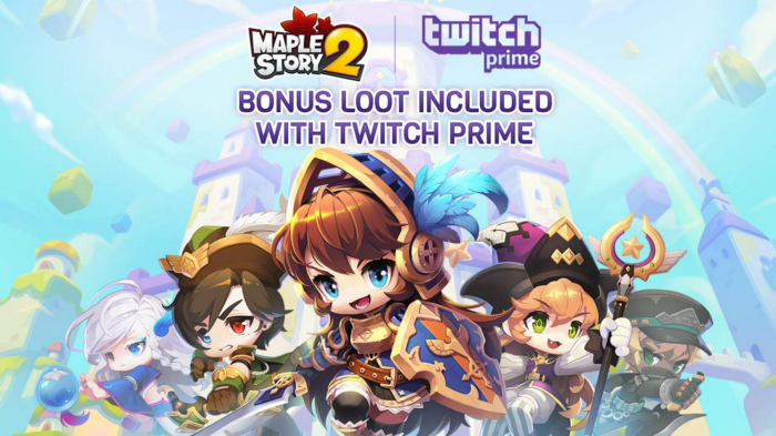 Coming to Twitch Prime in February! - Twitch Blog