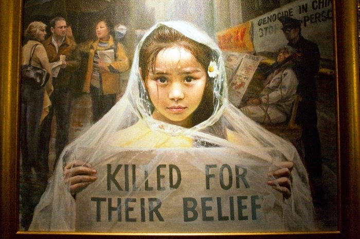 Falun Gong practitioners are killed for standing up for Truthfulness, Compassion and Tolerance