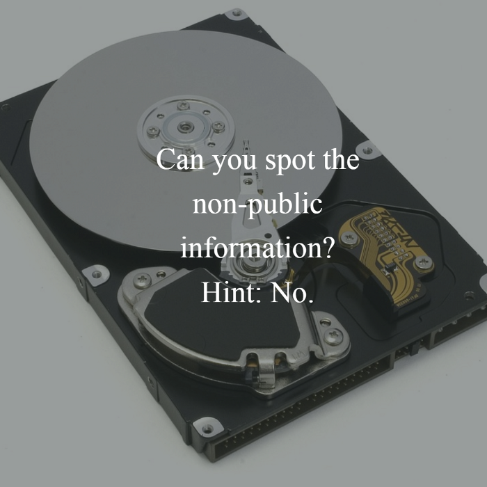 Intimidated by Information Security? Use a Framework to